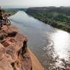 point de vue sur la rivière Colorado