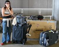 Tous les bagages sont là